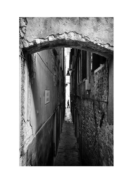 Venice shadow