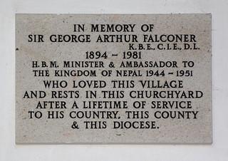 Ambassador to the Kingdom of Nepal