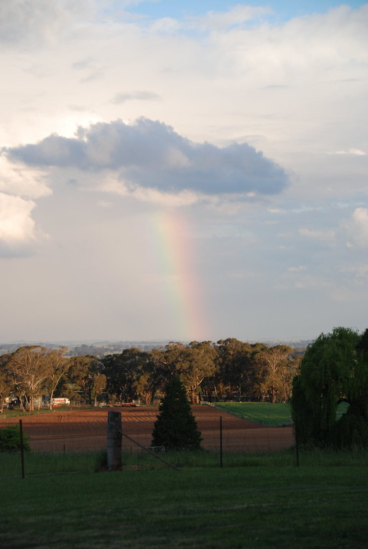 Downtime Down Under - Somewhere Over the Rainbow...