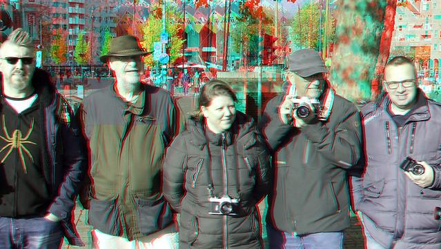 Rob Doolaard  (Blijdorp)  fotoshoot Rotterdam 3D