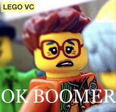 OK Boomer meme: response