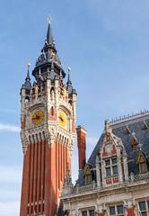 Calais - Hôtel de Ville - 4