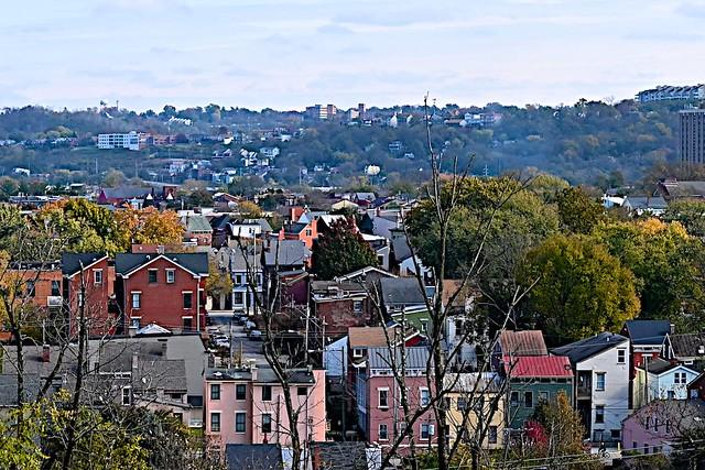 West Side of Covington, Kentucky