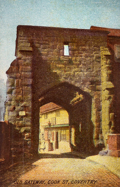 Cook Street Gate, Coventry - c.1900