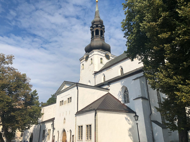 Toompea Hill - Dome Church (Ste Marie Cathedral)