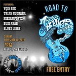 Playing with Mr @yqinbeegraza this Sunday for the event Road to @jakarta.blues Starts 7:00pm at @ruangputihbandung See you there.. #gig #show #musician #blues #jakartablues #event #guitar #guitarist #bassist