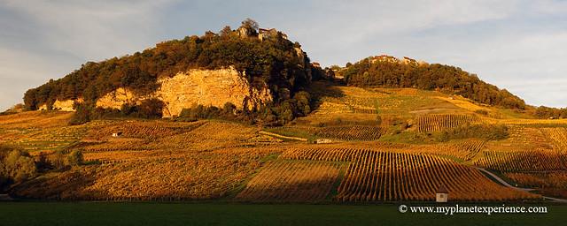 Château-Chalon - France