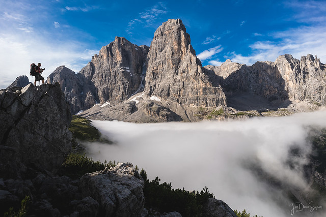 Dolomites of Brenta
