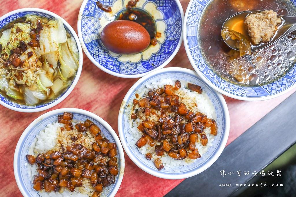 萬華美食:小王煮瓜(小王清湯瓜仔肉),華西街觀光夜市,米其林指南台北2019必比登推薦美食