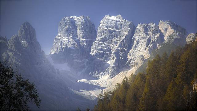 _DSC2497 Gruppo del Cristallo - Dolomiti di Cadore / Italia