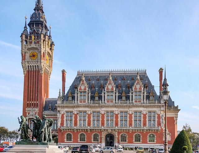 Calais - Hôtel de Ville - 2