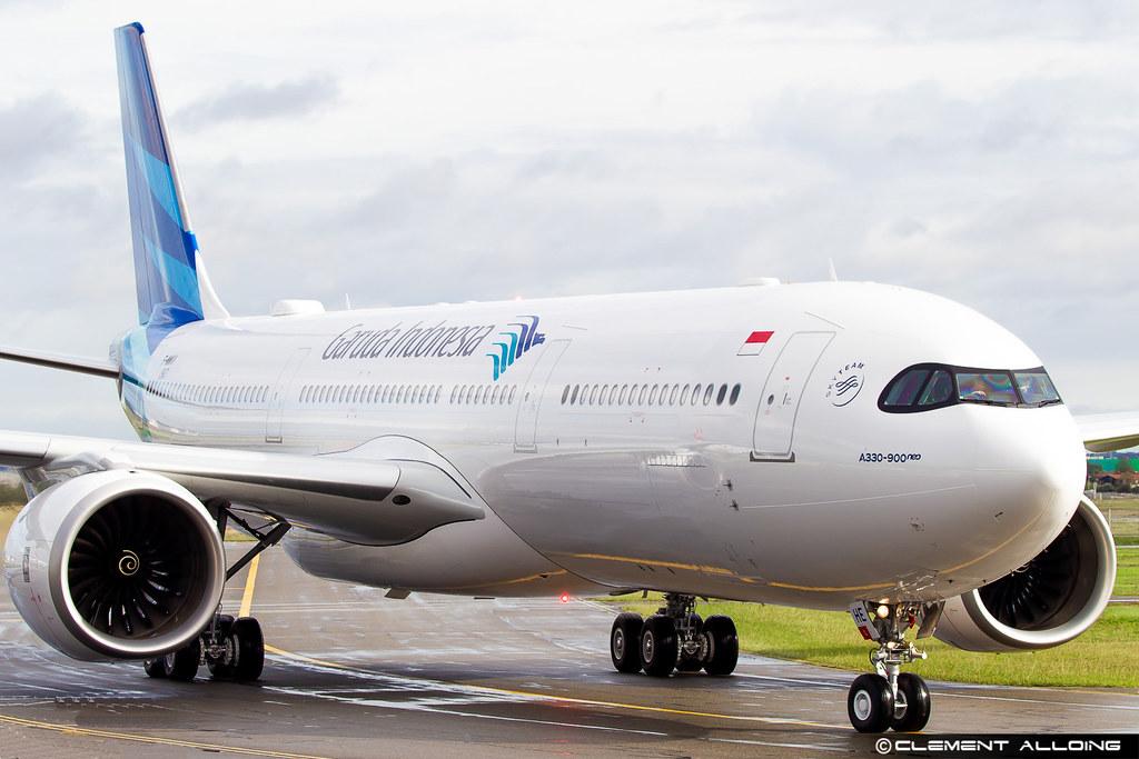 Garuda Indonesia Airbus A330-941 cn 1947 F-WWKV // PK-GHE   Flickr