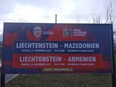 Liechtenstein - Armenia