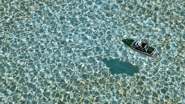 Patrol Boat & Shadow