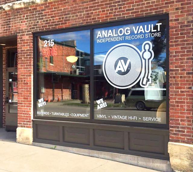 Analog Vault