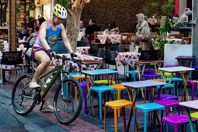 Bicycle; Bangkok