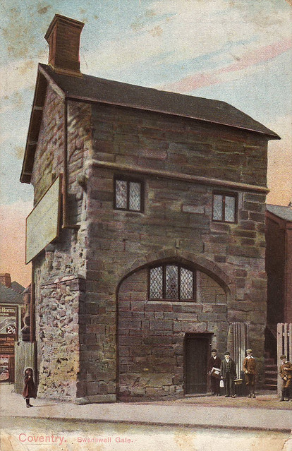 Swanswell Gate, Coventry - c.1900