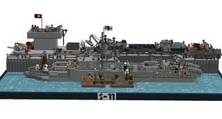 S - 11 Torpedoschnellboot 1