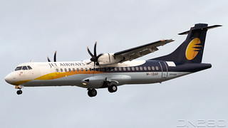 Jet Airways / Injet leasing ATR 72-500 mdn 933