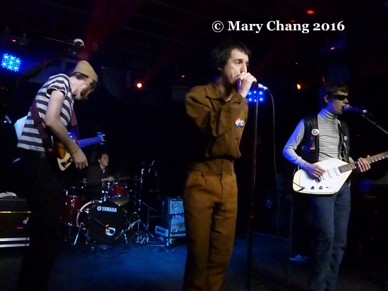 Fat White Family at CMW 2016 Velvet Underground Saturday UK Trade and Investment