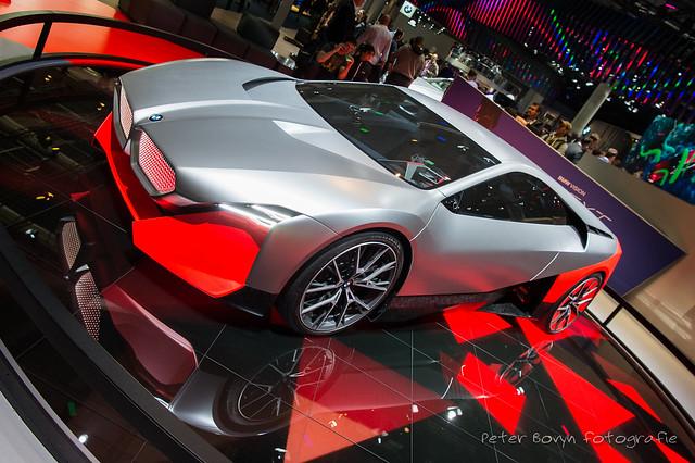 BMW M Vision Next Concept - 2019