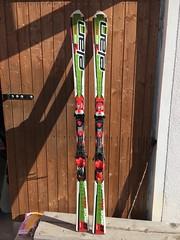 Závodní FIS slalomky ELAN Race SLX WC 165, r.15/16 - titulní fotka