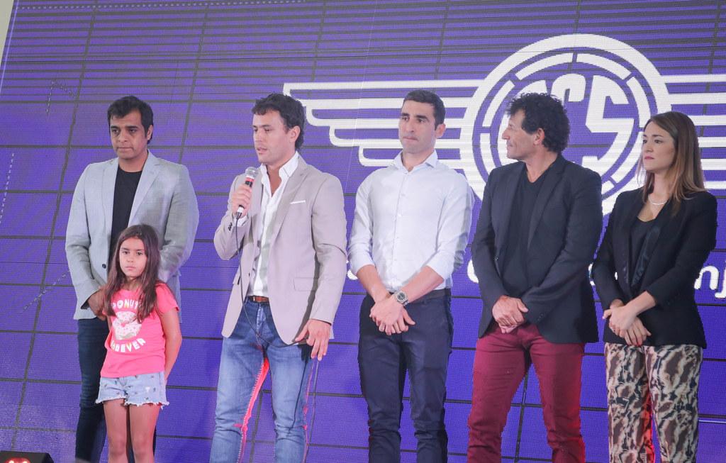 2019-11-09 PRENSA: Inauguración del SUM de la Federación Ciclista Sanjuanina