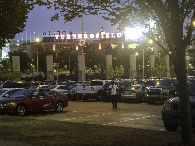 Turner Field, Atlanta, Georgia