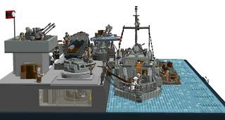 S - 11 Torpedoschnellboot 3
