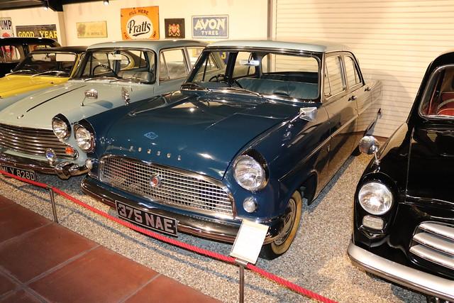 Ford Consul 375NAE