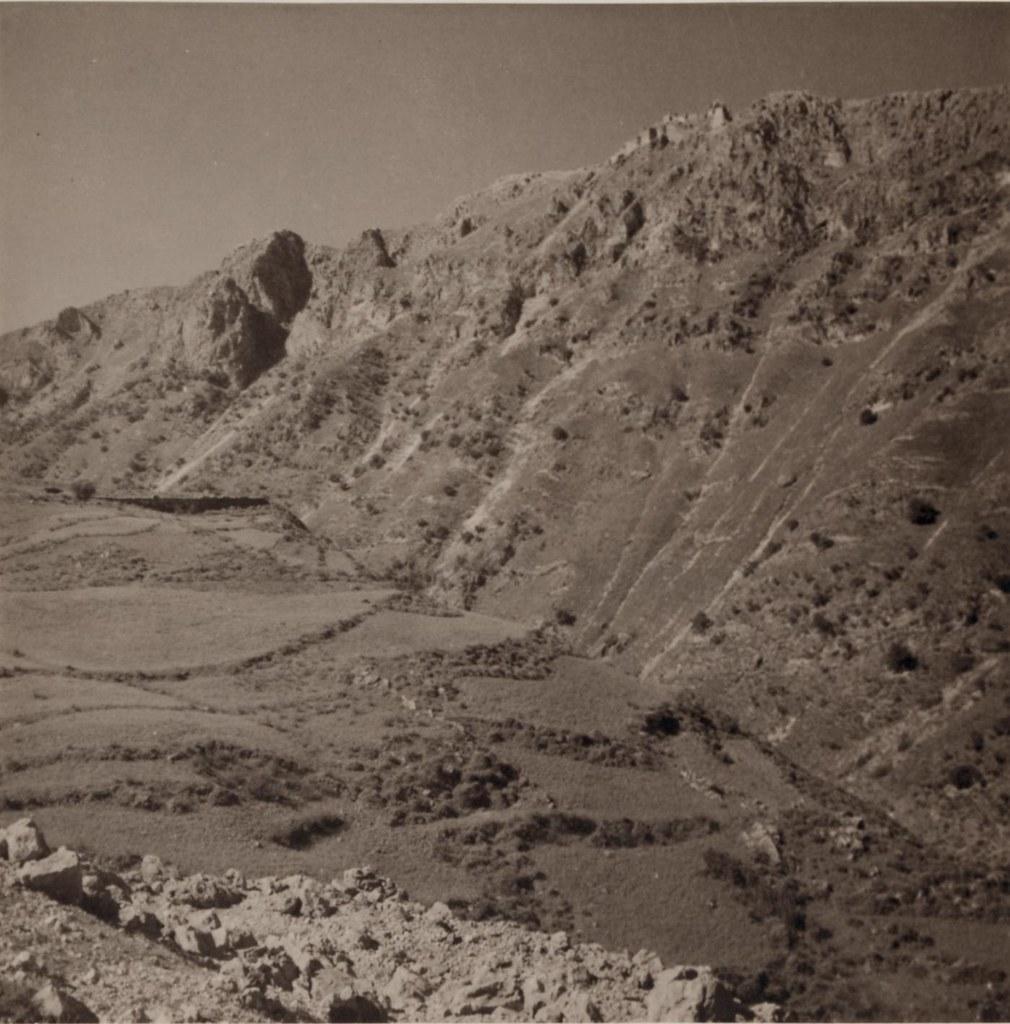 09. 20 марта. Крепость крестоносцев Монфор и долина