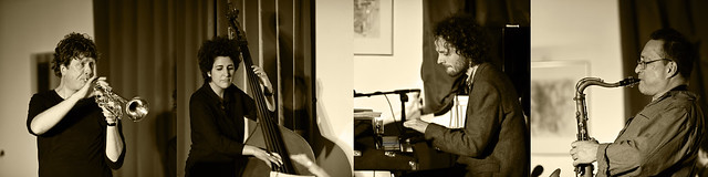 Münsterland Festival Quartett 75