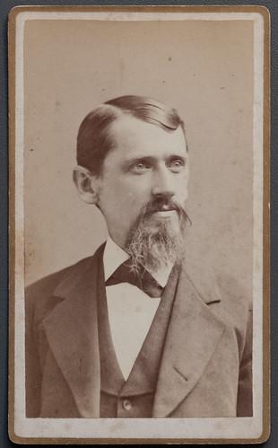 """Frank Wilmarth, brother of William Wilmarth, Adelaide (Wilmarth) Munro"""
