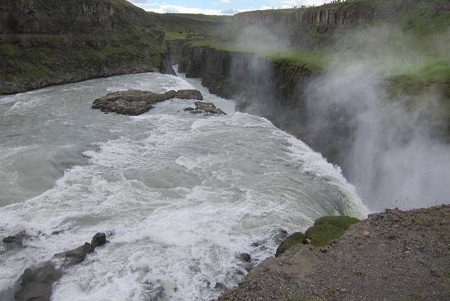 Iceland ~ Landmannalaugar Route ~  Ultramarathon Hike is held on the route each July ~ Rapids