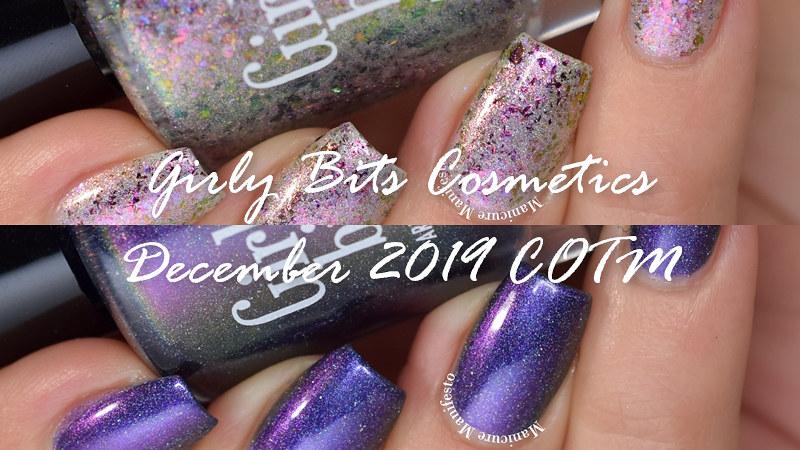 Girly Bits December 2019 COTM