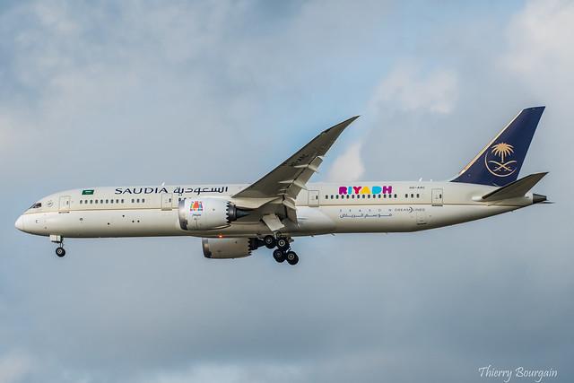 [CDG] Saudi Arabian Airlines