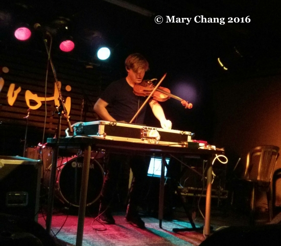 Daithi CMW 2016 Rivoli Music from Ireland Showcase Thursday