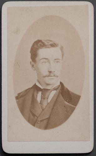 """""""George W. Millard, Father of George Millard, Elmwood R.I."""""""