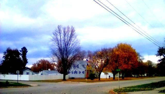 Cloudy November day! - HFF Menominee Michigan