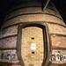 Inside a bottle kiln