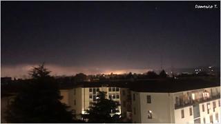 Bagliori notturni - Night glows