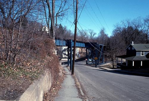 highbridgenj taylorwharton spur cnj jerseycentral bridge trestle
