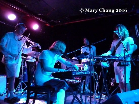 Meltybrains? Tuesday CMW 2016 at the Handlebar 1