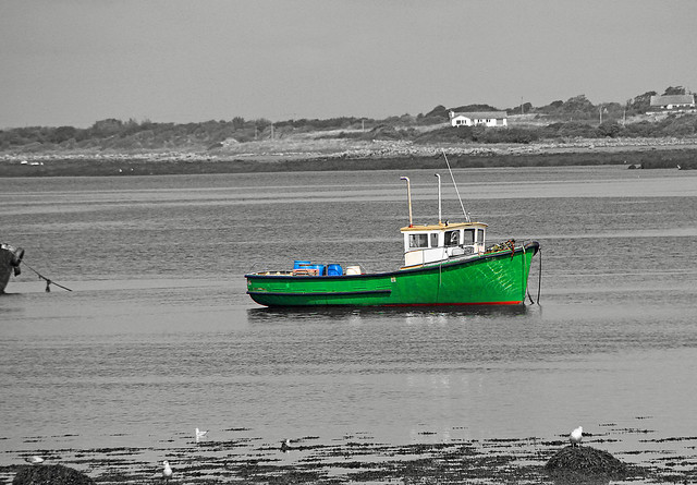 Fishing Boat - Kinvara - BWC (2012)