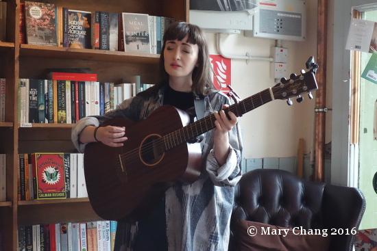 Maria Kelly HWCH 2016