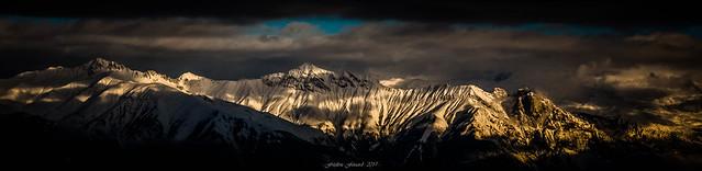 Lumière d'Hiver en Vanoise