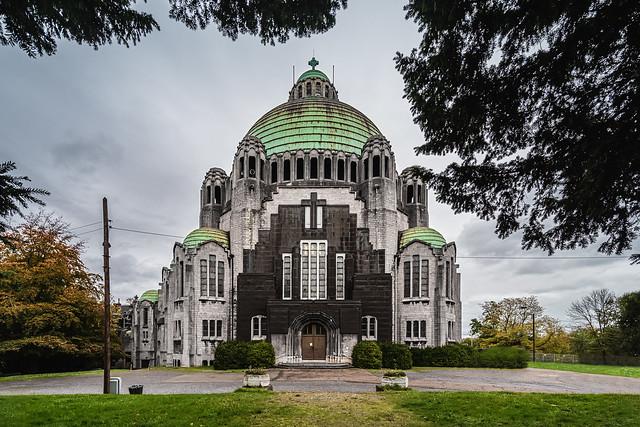 Église du Sacré-Coeur de Cointe