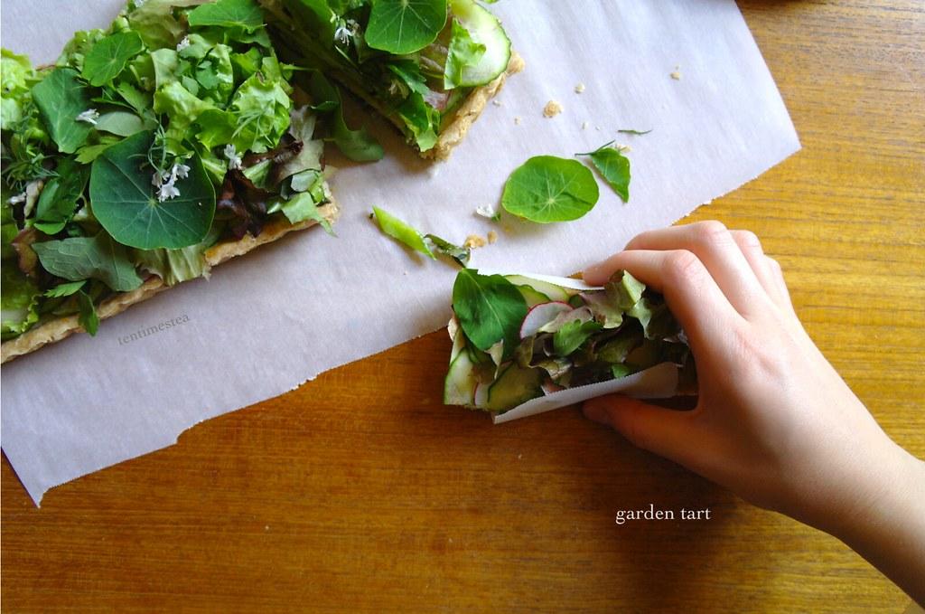 garden tart