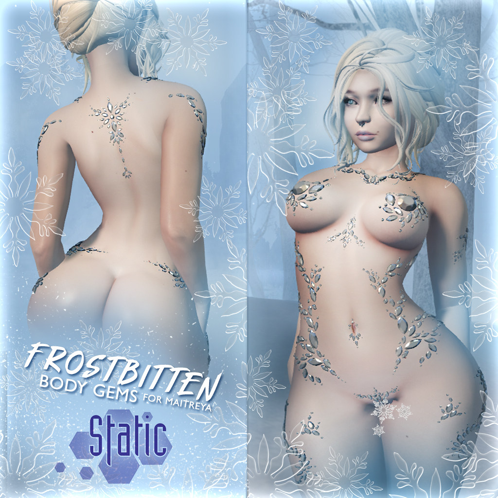 Frostbitten Body Gems