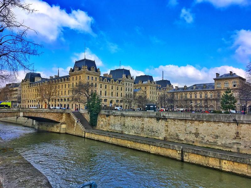 Paris  France - The Hôtel Dauphine Saint-Germain - Historic